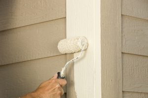exterior painting, residential painting