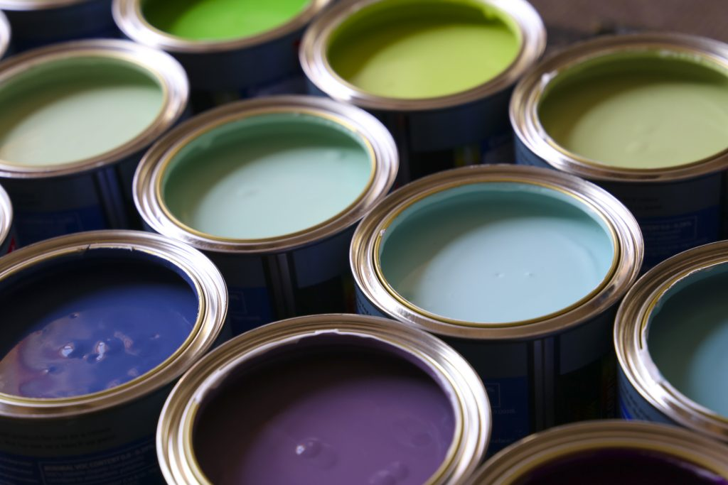 Residential Paint